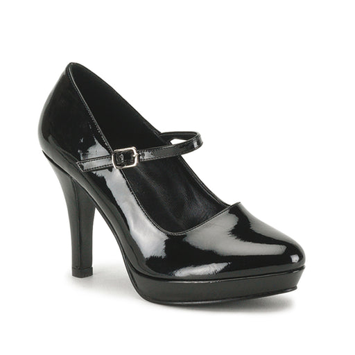 Funtasma CONT50X/B Drag Footwear by Pleaser, available to buy at The Drag Room