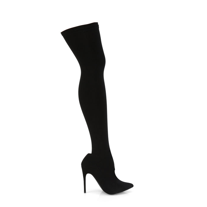 Pleaser COURTLY3005/BNY Drag Footwear by Pleaser, available to buy at The Drag Room