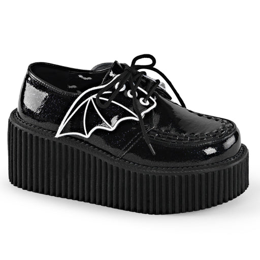 Demonia CRE205/BGVY Drag Footwear by Pleaser, available at The Drag Room
