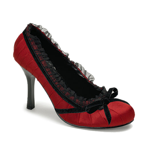 Funtasma DAIN420/R/SAT Drag Shoes by Pleaser, available at The Drag Room