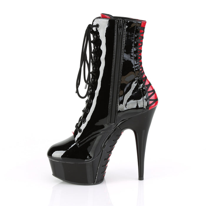 Pleaser DEL1020FH/B/M Drag Platform Shoes by Pleaser, available to buy at The Drag Room
