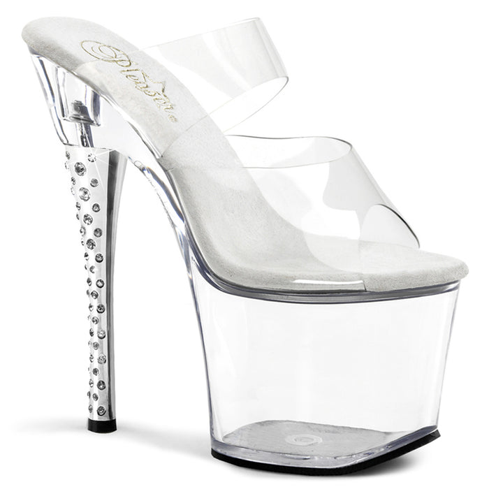 Pleaser DIA702/C/M Drag Platform Shoes by Pleaser, available to buy at The Drag Room