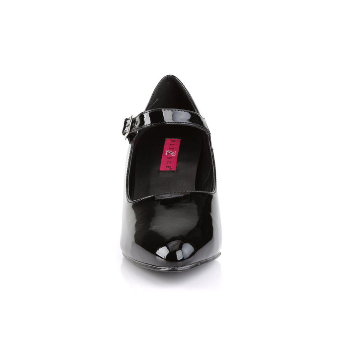 Pleaser Pink Label DIV440/B Drag Footwear by Pleaser, available to buy at The Drag Room