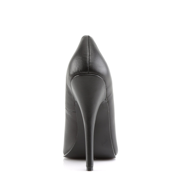 Devious DOM420/B/LE Drag Footwear by Pleaser, available to buy at The Drag Room