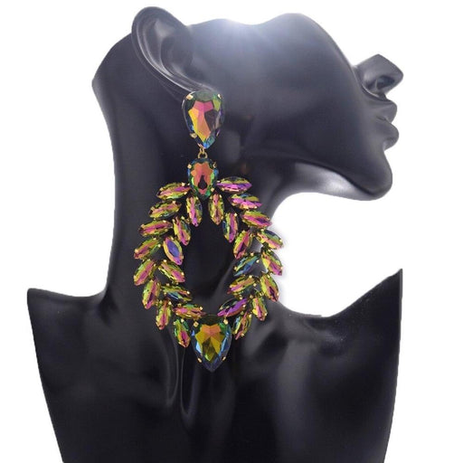 Drag-Drag Earrings - The Fantasy-Multi-