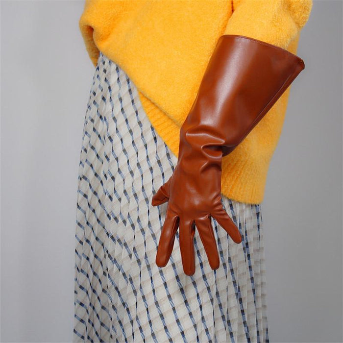 Drag-Drag Gloves - Warrior-Brown-