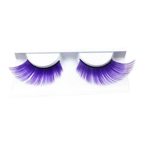 Drag-Drag Queen Eyelashes - Purple-