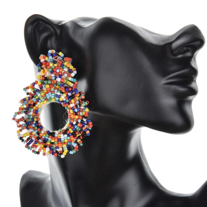 Drag-Earrings - Bede-