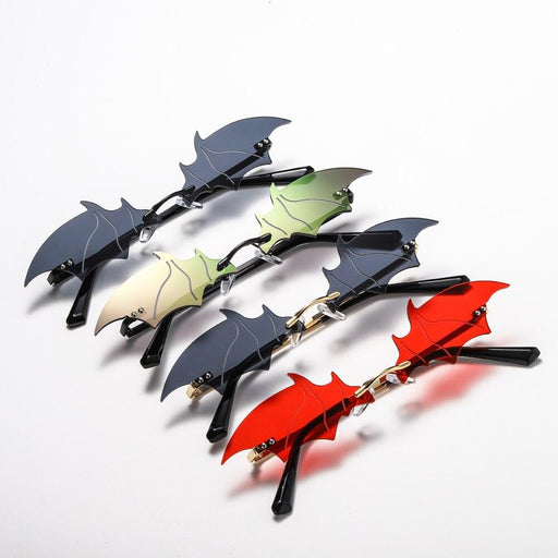 Drag-Sunglasses - Bat Wings-