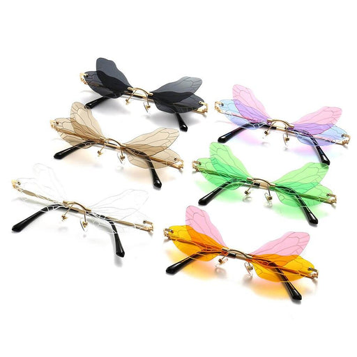 Drag-Sunglasses - Dragonfly-