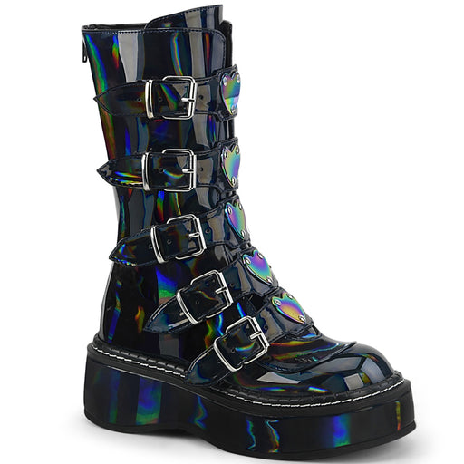 Demonia EMI330/BHG Drag Boots by Pleaser, available to buy at The Drag Room