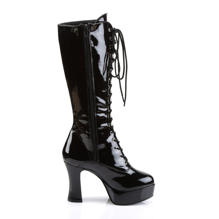 Funtasma EXO2020/B Drag Boots by Pleaser, available to buy at The Drag Room