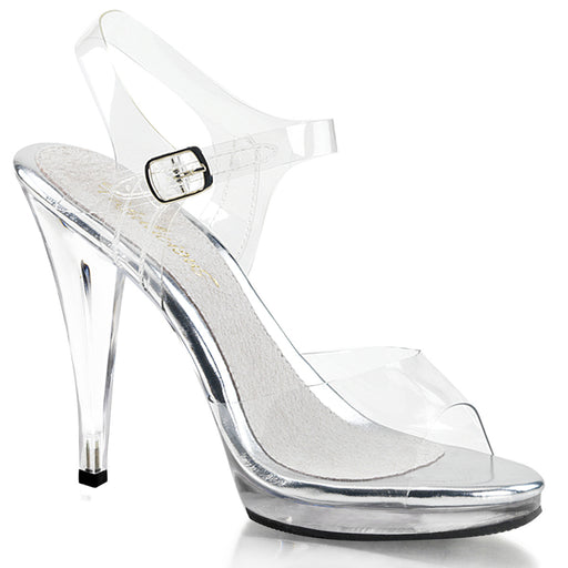 Fabulicious FLA408/C/M Drag Shoes by Pleaser, available to buy at The Drag Room