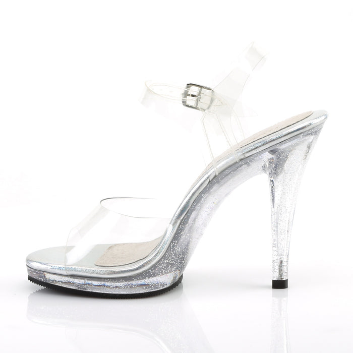 Fabulicious FLA408MG/C/M Drag Shoes by Pleaser, available to buy at The Drag Room