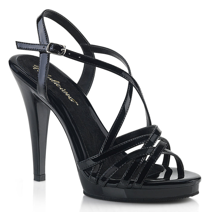 Fabulicious FLA413/B/M Drag Shoes by Pleaser, available to buy at The Drag Room
