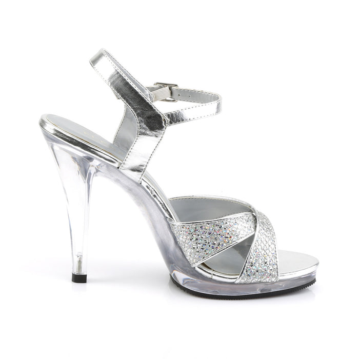 Fabulicious FLA419G/S/C Drag Shoes by Pleaser, available to buy at The Drag Room