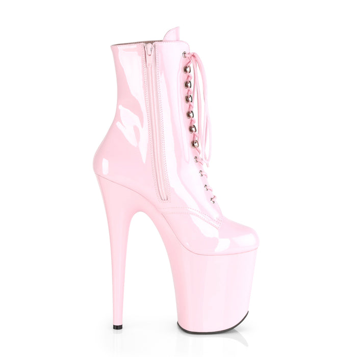 Pleaser FLAM1020/BP/M Drag Platform Shoes by Pleaser, available to buy at The Drag Room