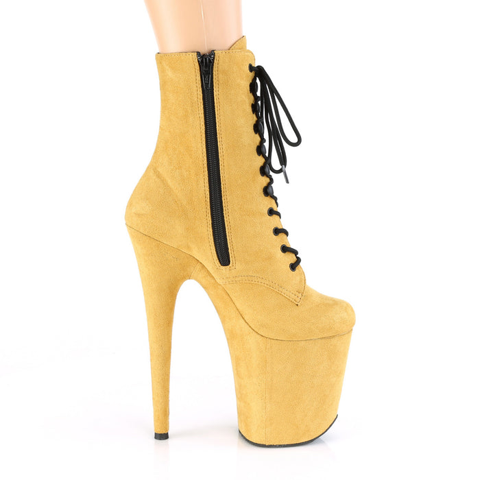 Pleaser FLAM1020FS/MUSFS/M Drag Platform Shoes by Pleaser, available to buy at The Drag Room