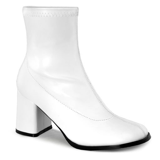Funtasma GOGO150/WPU Drag Boots by Pleaser, available to buy at The Drag Room