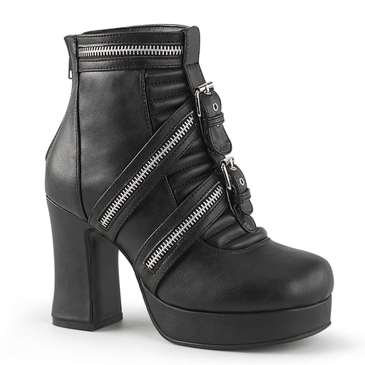 Demonia GOT50/BVL Drag Boots by Pleaser, available to buy at The Drag Room