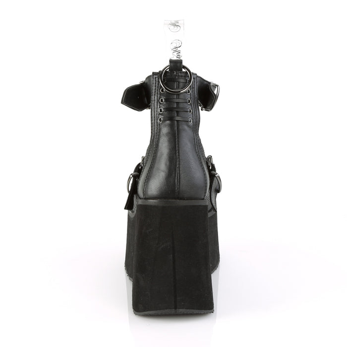 Demonia KERA12/BVL Drag Shoes by Pleaser, available to buy at The Drag Room