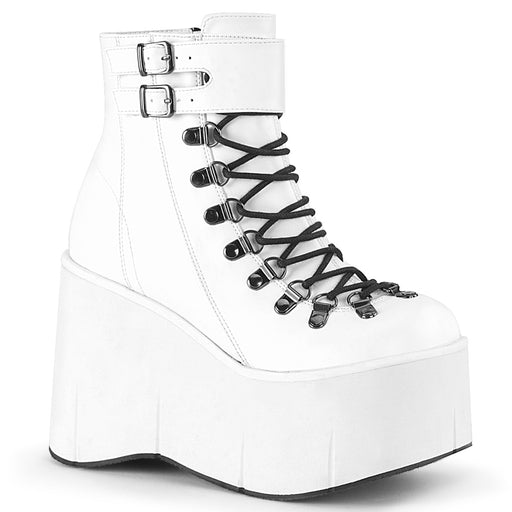 Demonia KERA21/WVL Drag Boots by Pleaser, available to buy at The Drag Room