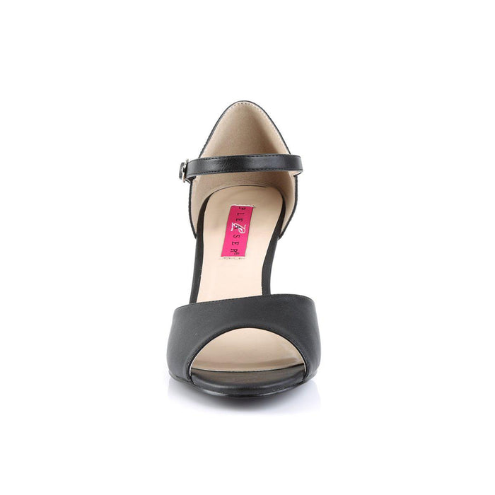 Pleaser Pink Label KIM05/BPU Drag Footwear by Pleaser, available to buy at The Drag Room