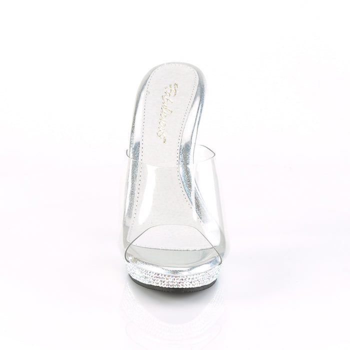 Fabulicious LIP101DM/C/SMCRS Drag Shoes by Pleaser, available to buy at The Drag Room
