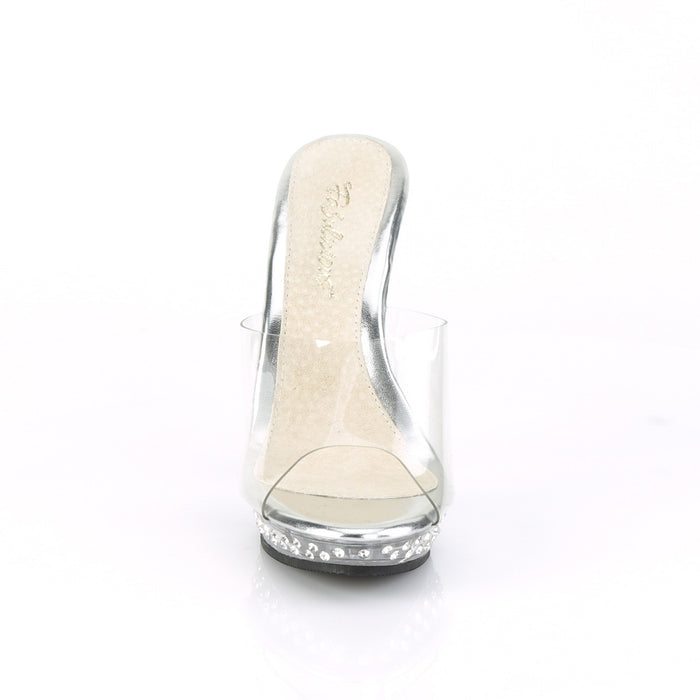Fabulicious LIP101SDT/C/M Drag Shoes by Pleaser, available to buy at The Drag Room