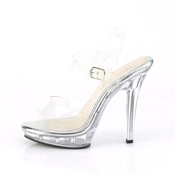 Fabulicious LIP108/C/M Drag Shoes by Pleaser, available to buy at The Drag Room