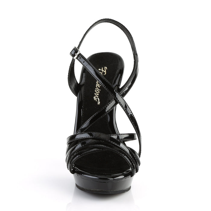 Fabulicious LIP113/B/M Drag Shoes by Pleaser, available to buy at The Drag Room