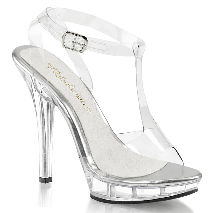 Fabulicious LIP118/C/M Drag Shoes by Pleaser, available to buy at The Drag Room