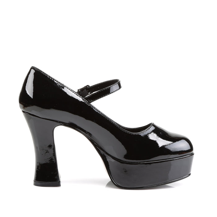 Funtasma MAR50/B Drag Shoes by Pleaser, available to buy at The Drag Room