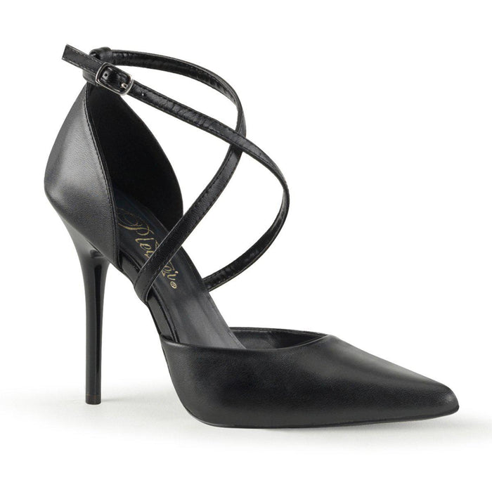Pleaser MIL42/B/LE Drag Footwear by Pleaser, available to buy at The Drag Room
