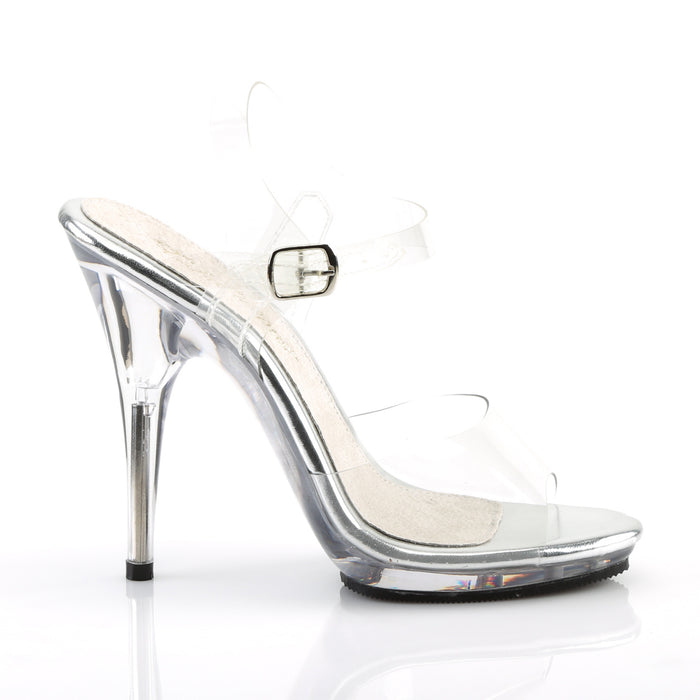 Fabulicious POISE508/C/M Drag Shoes by Pleaser, available to buy at The Drag Room