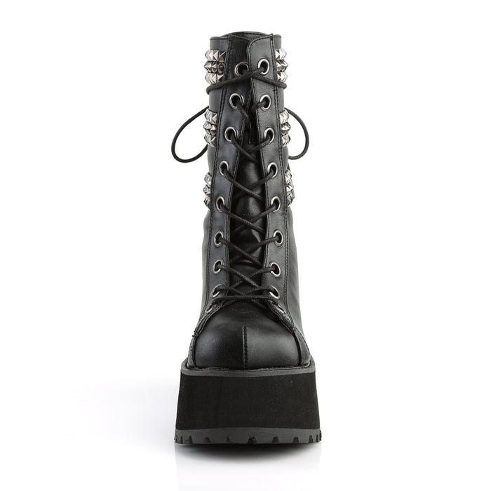 Demonia RAN305/BVL Drag Boots by Pleaser, available to buy at The Drag Room