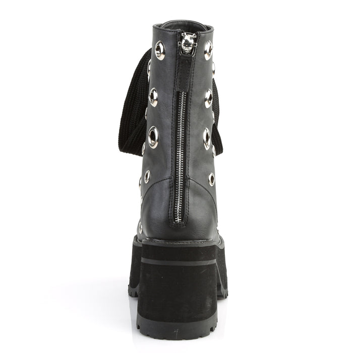 Demonia RAN310/BVL Drag Boots by Pleaser, available to buy at The Drag Room