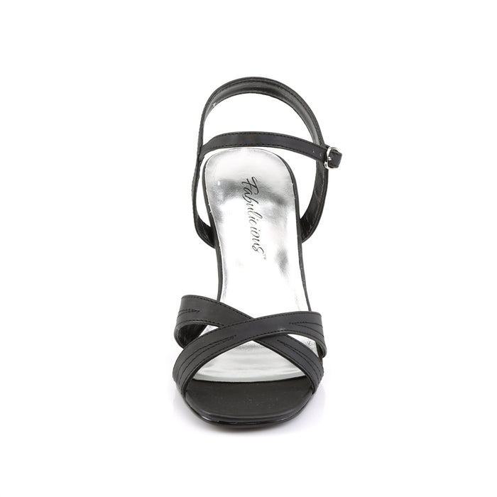 Fabulicious ROM313/B/SPU Drag Shoes by Pleaser, available to buy at The Drag Room