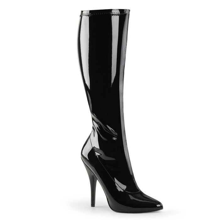 Pleaser SED2000/B Drag Footwear by Pleaser, available to buy at The Drag Room