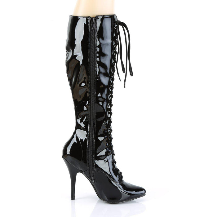 Pleaser SED2020/B Drag Footwear by Pleaser, available to buy at The Drag Room