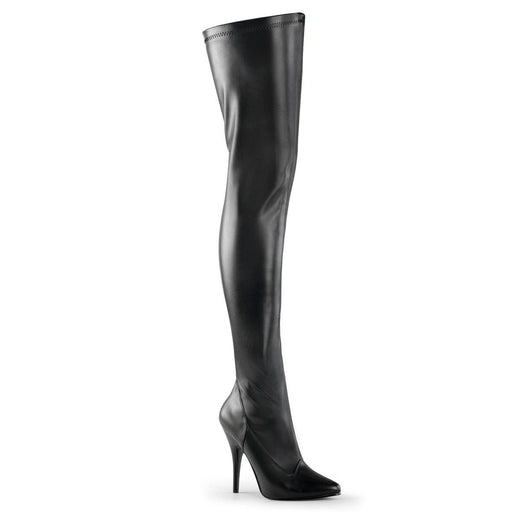 Pleaser SED3000/B/PU Drag Footwear by Pleaser, available to buy at The Drag Room