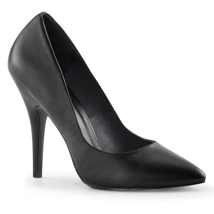 Pleaser SED420/B/LE Drag Footwear by Pleaser, available to buy at The Drag Room