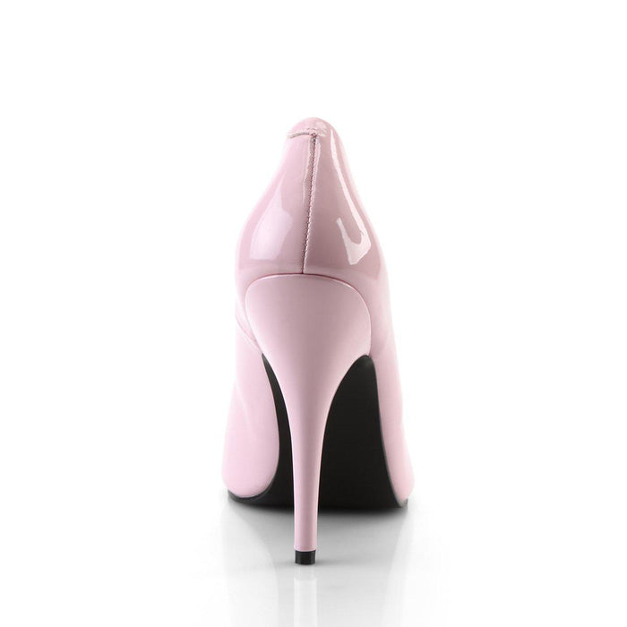 Pleaser SED420/BP Drag Footwear by Pleaser, available to buy at The Drag Room