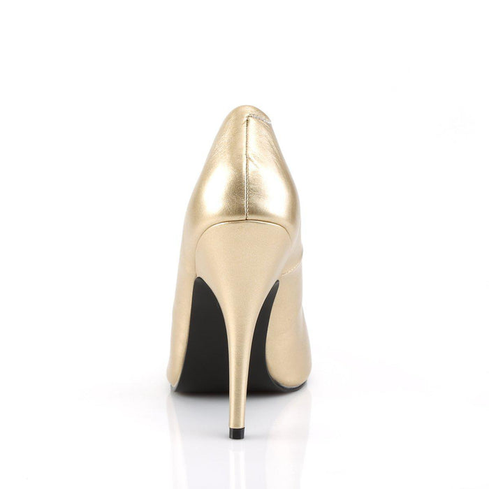 Pleaser SED420/G/PU Drag Footwear by Pleaser, available to buy at The Drag Room