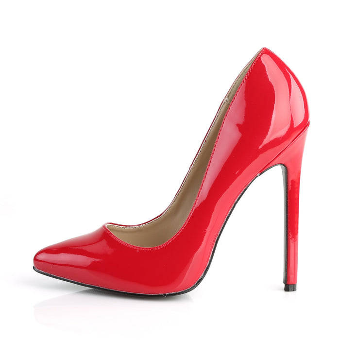 Pleaser SEXY20/R Drag Footwear by Pleaser, available to buy at The Drag Room