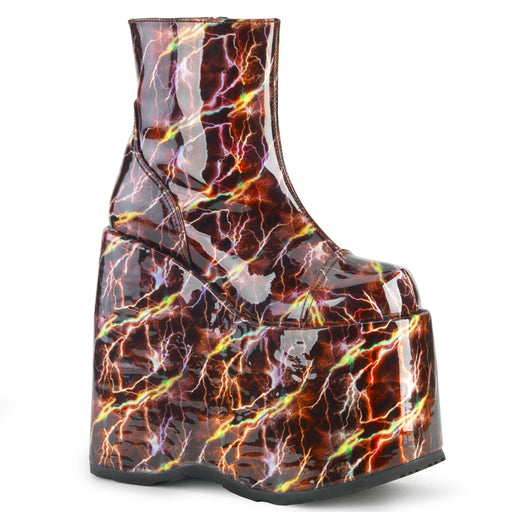 Demonia SLAY204LBH/BYHG Drag Boots by Pleaser, available to buy at The Drag Room