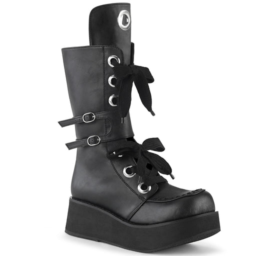 Demonia SPR210/BVL Drag Boots by Pleaser, available to buy at The Drag Room