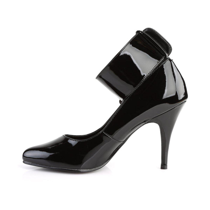 Pleaser VAN434/B Drag Footwear by Pleaser, available to buy at The Drag Room