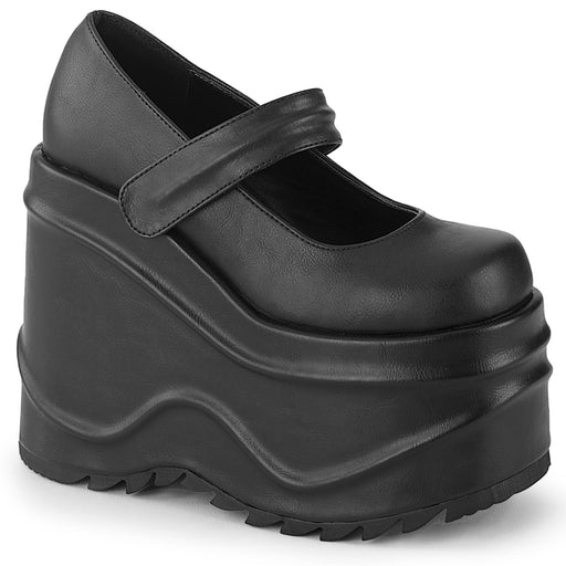 Demonia WAVE32/BVL Drag Shoes by Pleaser, available to buy at The Drag Room