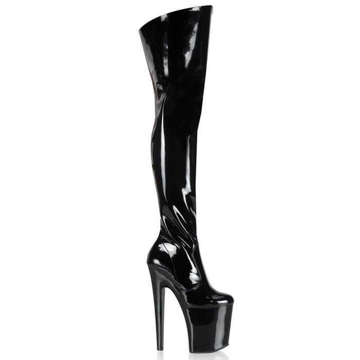 Pleaser XTM3010/B/M Drag Platform Shoes by Pleaser, available to buy at The Drag Room